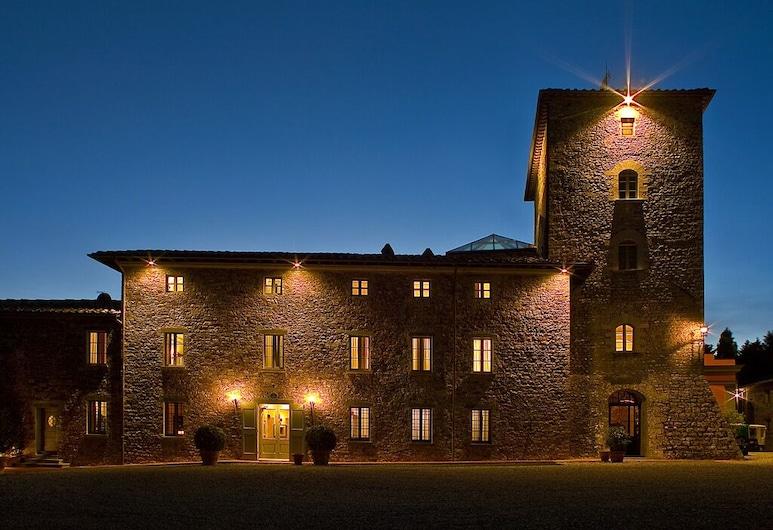 Borgo Scopeto Relais, Castelnuovo Berardenga, Otelin Önü - Akşam/Gece