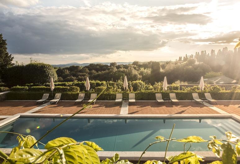 Borgo Scopeto Relais, Castelnuovo Berardenga, Rooftop Pool