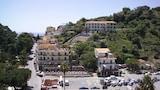 タオルミーナ、ホテル ヴィラ ビアンカの写真