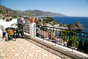 Bild vom Hotel Villa Bianca in Taormina