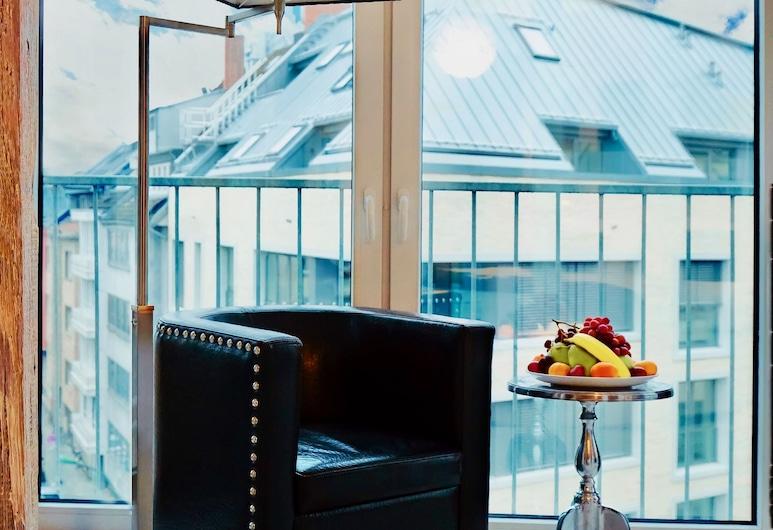 Hotel Berial, Düsseldorf, Doppia Economy, Camera