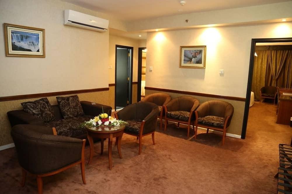 普通套房, 1 間臥室 - 客廳