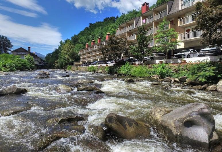 蓋特林堡河濱溫德姆戴斯酒店, 加特林堡, 酒店景觀