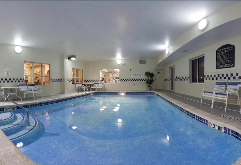 Holiday Inn Express Hotel & Suites Ankeny-Des Moines, Ankeny, Kapalı Yüzme Havuzu