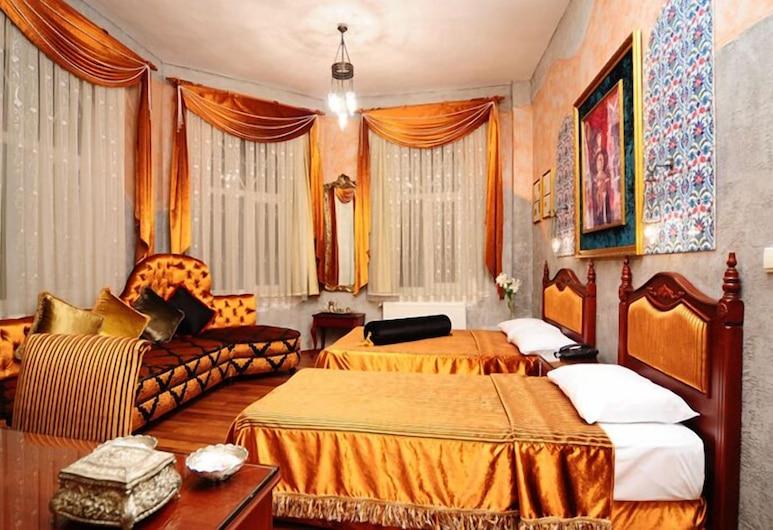 Hotel Ipek Palas, Istanbul, Tremannsrom, Oppholdsområde