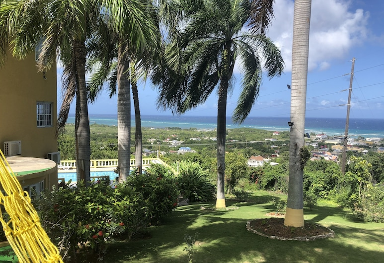Emerald View Resort Villa, Montego Bay, Giardino