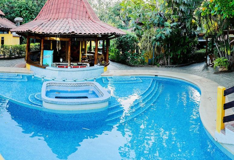 Hotel Luna Llena, Tamarindo, Piscina al aire libre