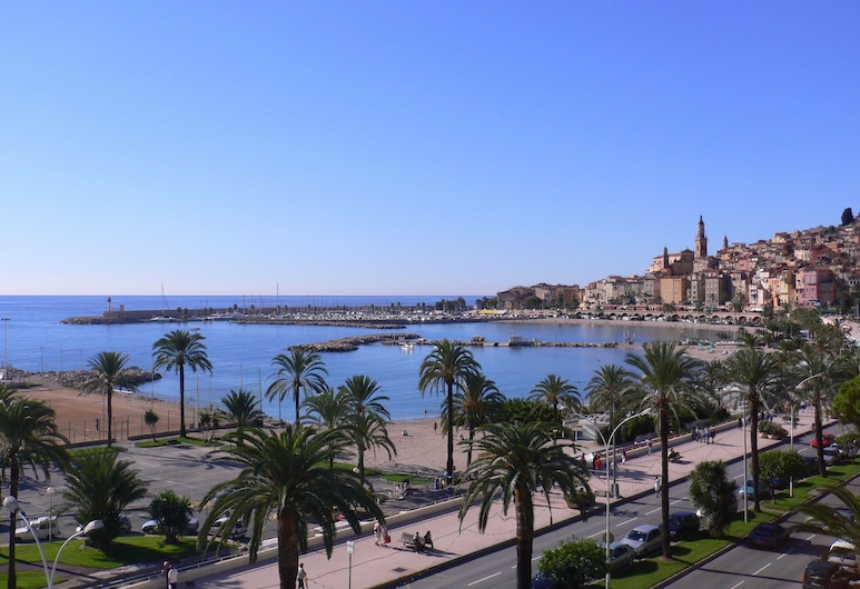 Hotel Napoleon, Μεντόν, Junior Σουίτα, 1 King Κρεβάτι, Μπαλκόνι, Θέα στη Θάλασσα, Θέα στην παραλία/θάλασσα
