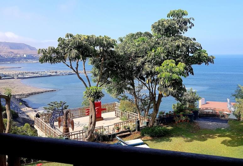 Second Home Peru, Lima, Kamer, uitzicht op zee (Room N-3), Kamer