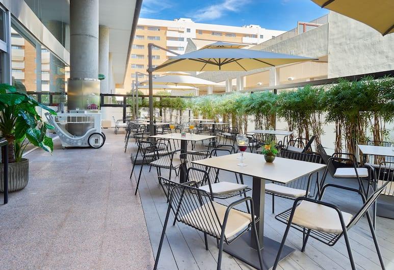 Eurostars Malaga, Málaga, Outdoor Dining