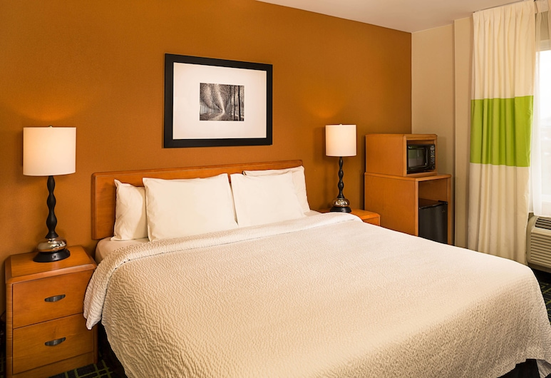 Fairfield Inn by Marriott LaGuardia Airport/Flushing, Флашінг, Номер, 1 ліжко «кінг-сайз», для некурців, Номер