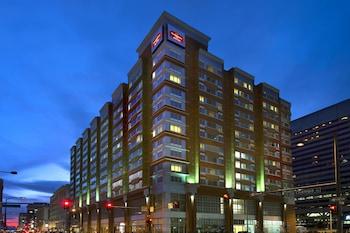 Denver bölgesindeki Residence Inn by Marriott Denver City Center resmi