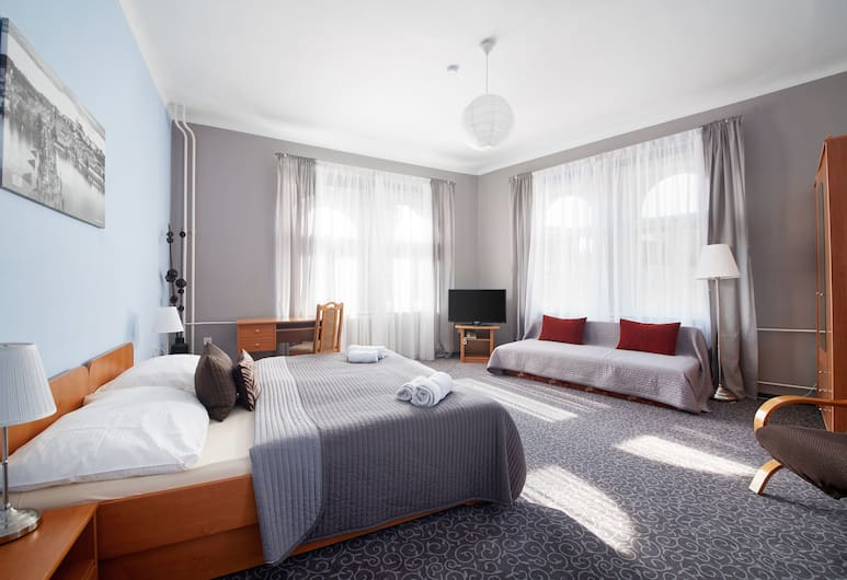 Hotel City Bell, Praga