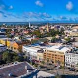 Vaizdas į miestą