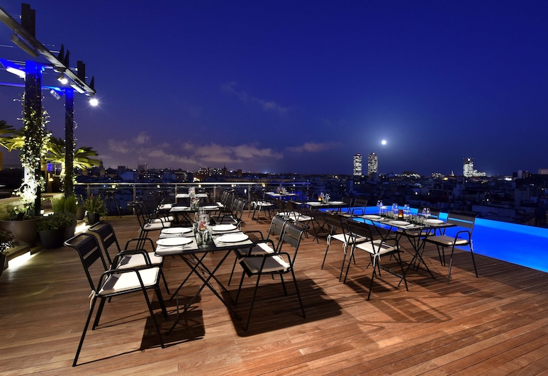 Grand Hotel Central - Small Luxury Hotels of the World, Barcelona, Bar do hotel