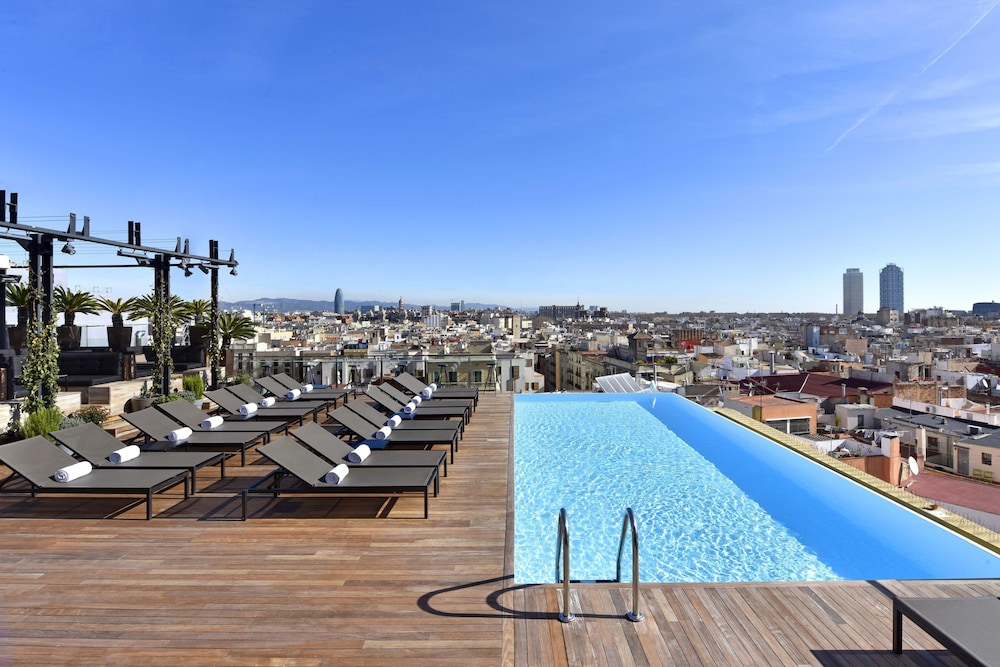 Grand Hotel Central - Small Luxury Hotels of the World, Barcelona