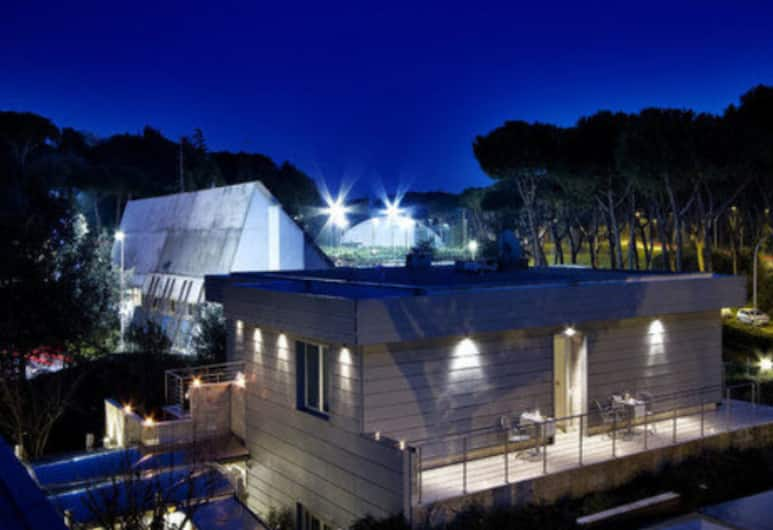 Hotel All Time Relais & Sport, Rome, Aerial View