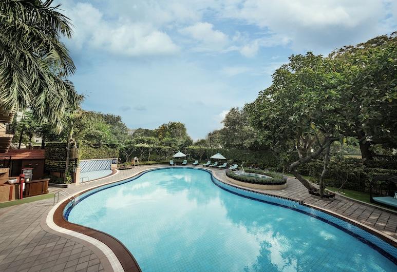 新德里香格里拉愛神酒店, 新德里, 室外泳池