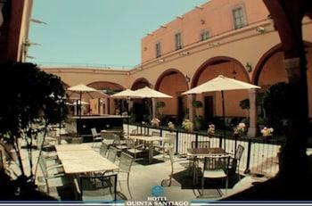 Bild vom Hotel Quinta Santiago in Querétaro