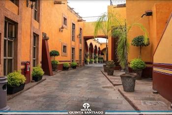 Picture of Hotel Quinta Santiago in Queretaro