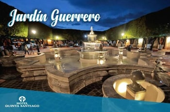 Fotografia do Hotel Quinta Santiago em Querétaro