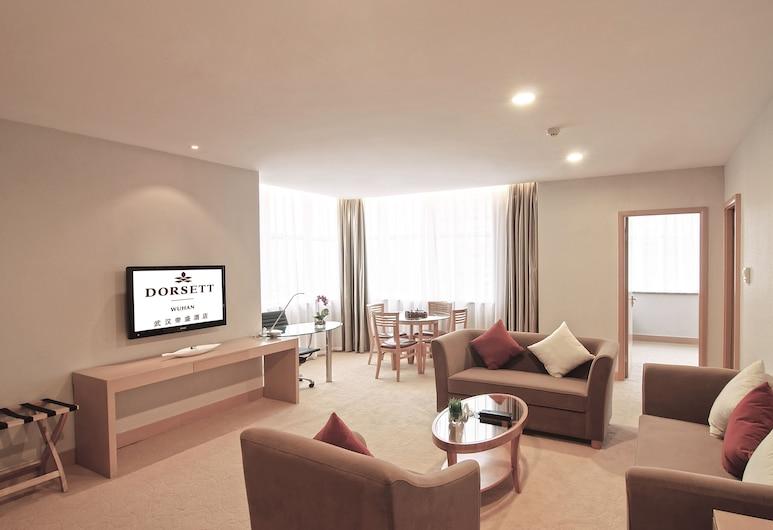 Dorsett Wuhan, Wuhan, Suite, 1 Schlafzimmer, Zimmer