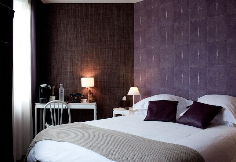Auberge Flora, Pariz, Deluxe dvokrevetna soba, Soba za goste