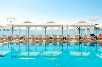 Foto di Hotel Punta a Vodizze