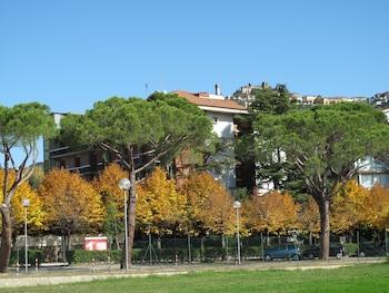 Montecatini Terme — zdjęcie hotelu Hotel Torretta