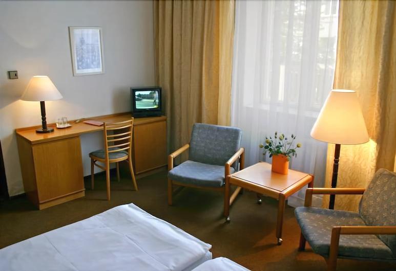EA Hotel Jasmín, Praga, Quarto casal ou duplo standard, Quarto