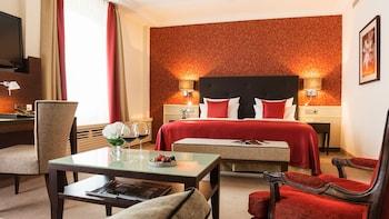 Bild vom Althoff Hotel am Schlossgarten in Stuttgart