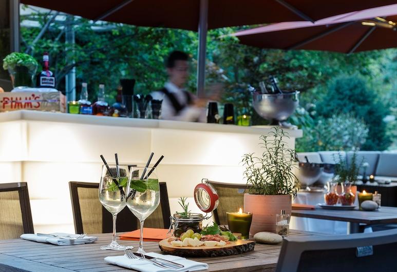 Althoff Hotel am Schlossgarten, שטוטגרט, בר המלון