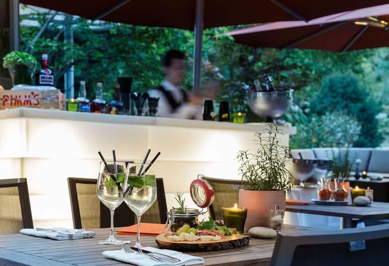 Althoff Hotel am Schlossgarten, Stuttgart, Hotelbar