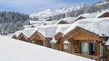 Courchevel hotel photo