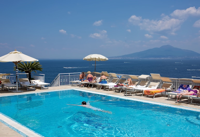Hotel Belair, Sorrento, Outdoor Pool