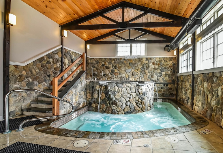 Bluegreen Vacations South Mountain, Ascend Resort Collection, Lincoln, Piscina coperta