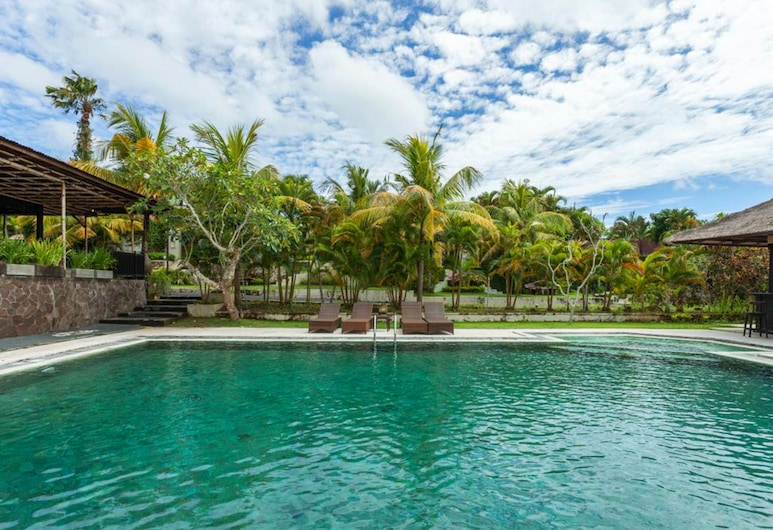 Hillstone Uluwatu Villa, Ungasan, Outdoor Pool