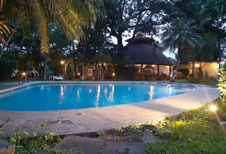 Hotel Samara Beach, סמרה, בריכה