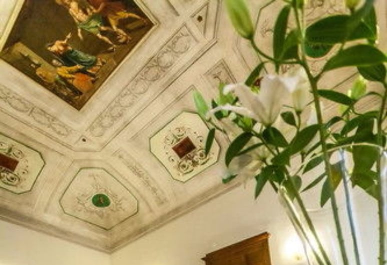 Palazzo Galletti Abbiosi - Hostel, Ravenna, Rum, Gästrum