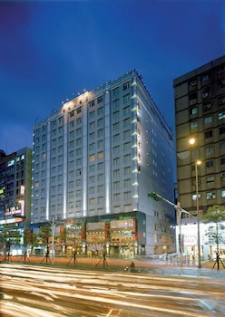 Picture of San Want Hotel Taipei in Taipei