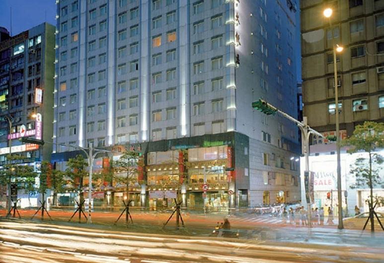 台北神旺大飯店, 台北市, 飯店入口 - 夜景
