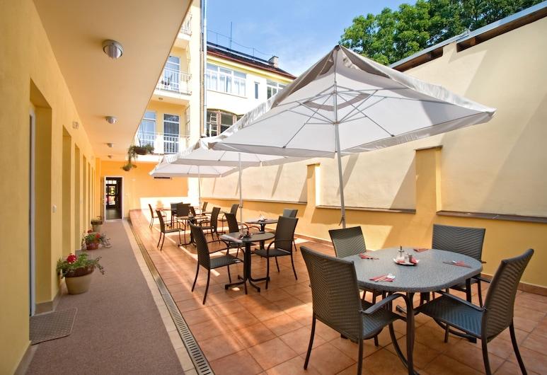 Seifert Hotel, Prague, Terrace/Patio