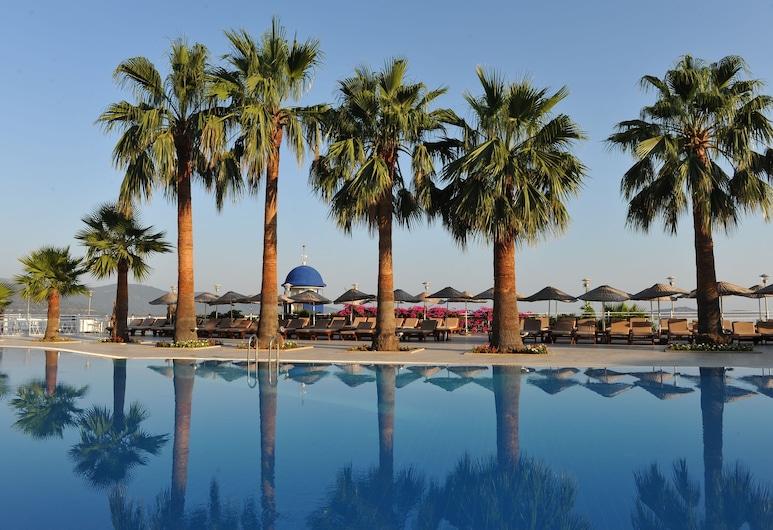 Kairaba Blue Dreams Resort , Bodrum, Outdoor Pool