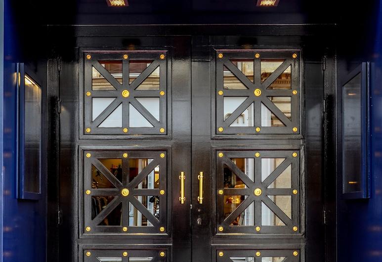 La Chambre du Marais, Paris, Hotellentré