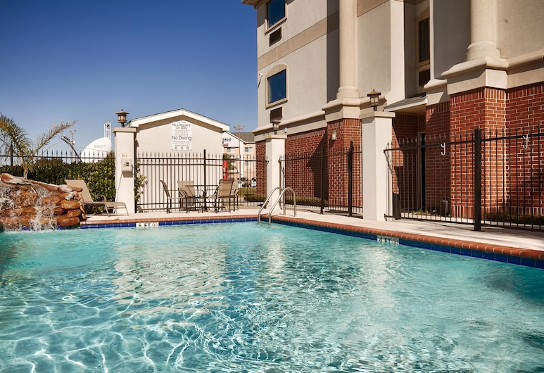 Best Western Mainland Inn & Suites, Texas City, Piscina
