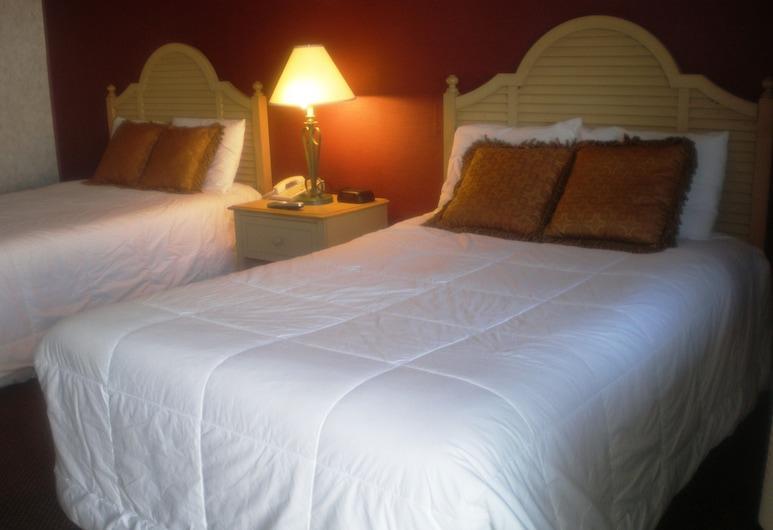 大西洋城經濟酒店, 加洛威, 標準雙人房, 2 張標準雙人床 (Non Smoking), 客房