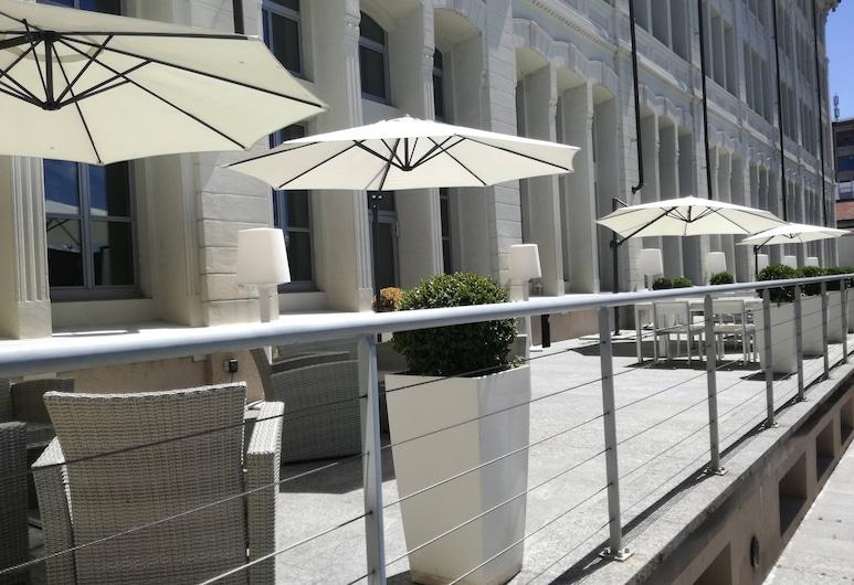 AC Hotel Torino by Marriott, Turyn, Taras/patio