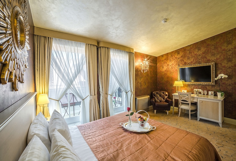 IMPERIAL Hotel & Restaurant, Vilnius, Comfort Double or Twin Room, Guest Room