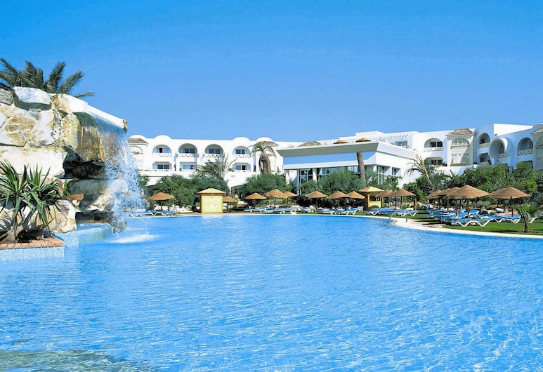 Shell Beach Hotel & Spa, Hammamet, Jardin