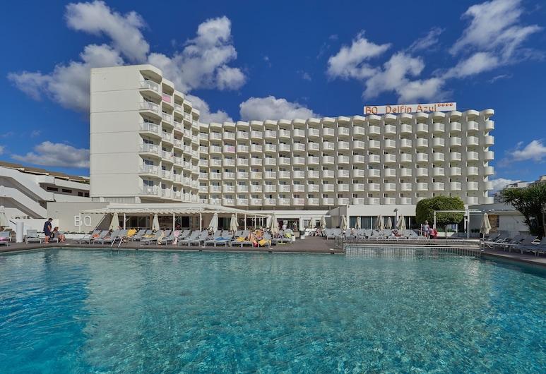 BQ Delfín Azul Hotel, Alcudia, Exteriör
